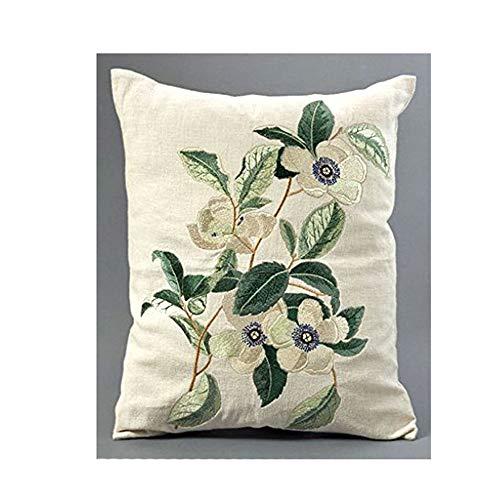 Catesby Wild Rose Throw Pillow