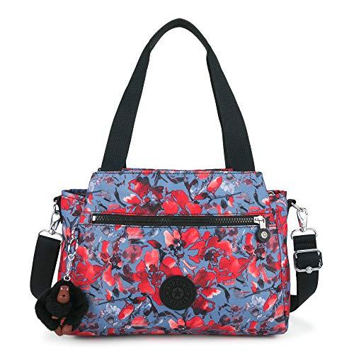 - Kipling Elysia Solid Convertible Crossbody Bag,  Festive Floral, One Size