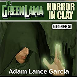 The Green Lama: Horror in Clay