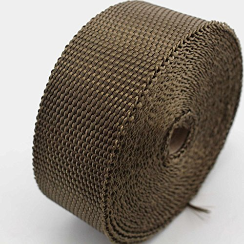EDTara Basalt Fiber Car Automotive Refit Pipe Heat Insulation Cloth