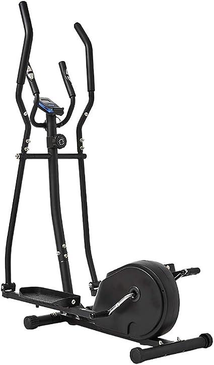 LK-HOME Bicicleta Elíptica, Máquina para Adelgazar Compact Fitness, Bicicleta Estática con 8 Niveles De Resistencia, Máquina De Entrenamiento Cardiovascular: Amazon.es: Deportes y aire libre
