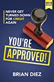 You're Approved!: Never Get Turned Down For Credit Again.