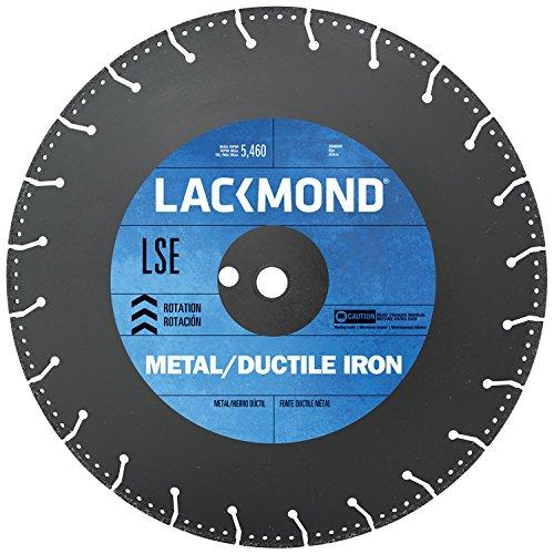 Lackmond LSE - Metal/Ductile Saw Blade - 14