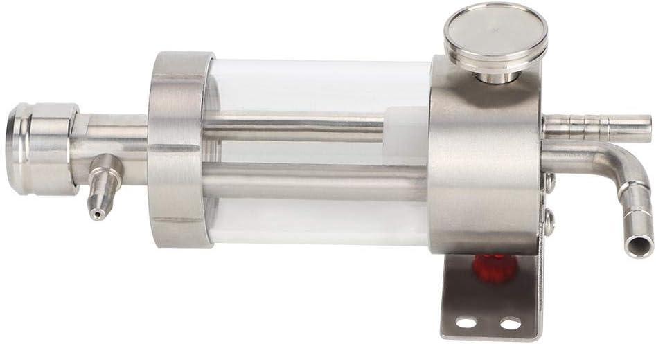 Kit de elaboración de cerveza, Detector FOB de acero inoxidable Espuma en detector de cerveza Accesorios para equipos de detección de espuma de cerveza