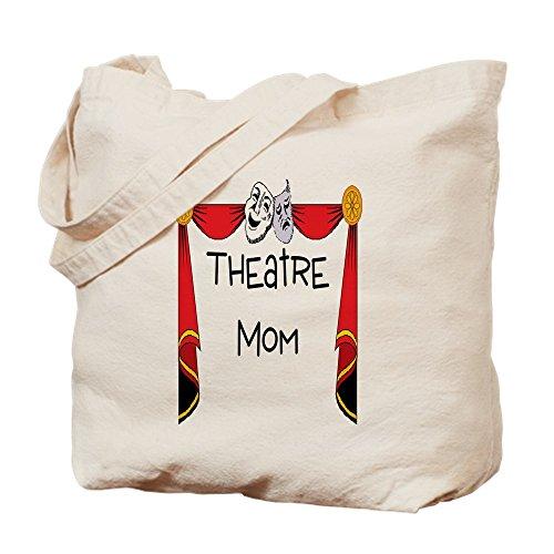 Cafepress Bolsa Compra La Natural Lona Ropa De Theatre Mom PZZqTg
