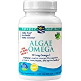 nordic naturals dha prenatal - Nordic Naturals - Algae Omega, Eye Health, Heart Health, and Optimal Wellness, 120 Soft Gels (FFP)