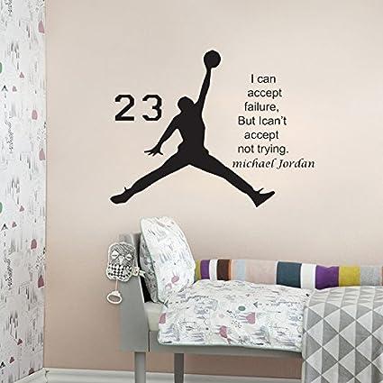 Amazon.com: LOVE(TM)Basketball Inspirational Wall Sticker Quotes ...