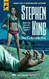 Book cover from The Colorado Kid (Hard Case Crime) by Stephen King