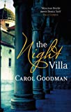 Front cover for the book The Night Villa by Carol Goodman