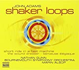Adams: Shaker Loops; The Wound-Dresser