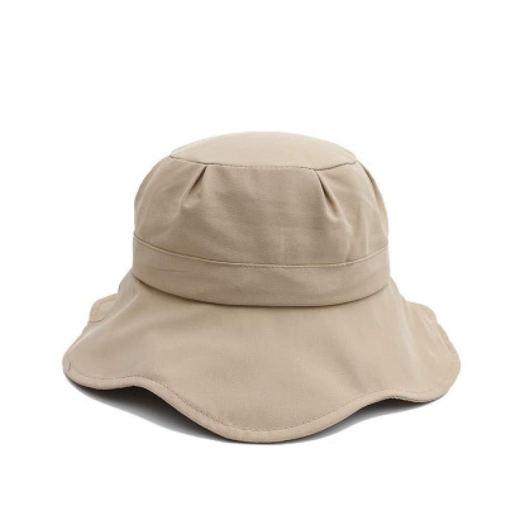 KFEK Gran Protector Solar japonés Pescador Sombrero Visera Damas ...