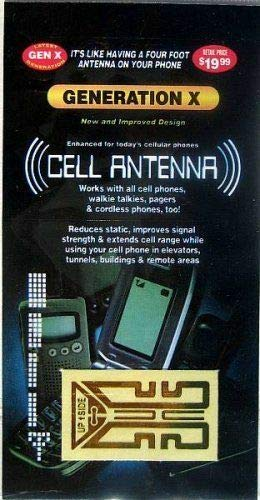 10 CELL PHONE - Antenna Boosters