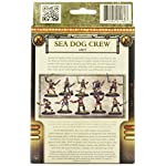 Privateer Press - Warmachine - Mercenary: Privateer Sea Dog Crew Box Model Kit 7