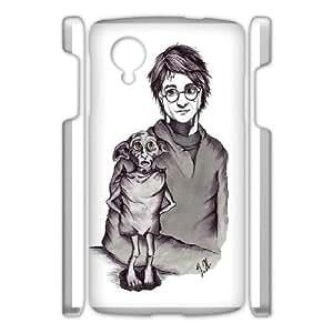 Google Nexus 5 Phone Case White Dobby WQ5RT7429357