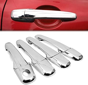 06-10 Cadillac DTS Chrome Door Handle Covers Trim Set 4 Door Shipped In USA Fast