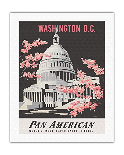 Washington D.C. - Pan American World Airways - United States