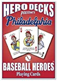 Hero Decks - Philadelphia Phillies - Playing Cards