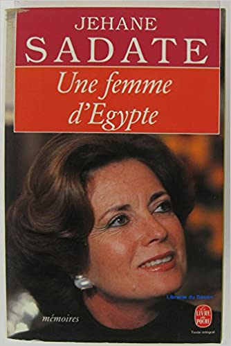 Une femme d'Egypte : mémoires