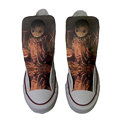 Converse All Star zapatos personalizados (Producto Handmade) (Producto Handmade) the horror size 44 EU