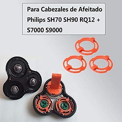 Anillo de Retención para Cabezales de Afeitado Philips Modelo/Tipo ...