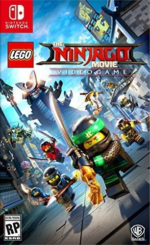 The Lego Ninjago Movie Videogame - Nintendo Switch - Game Switch