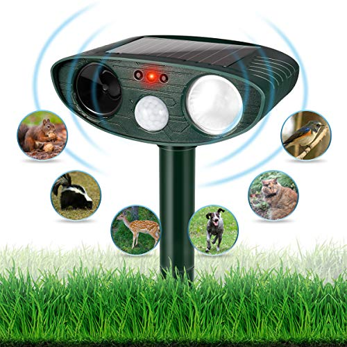 Dog Repellent Ultrasonic Outdoor