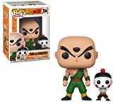 Funko Pop & Buddy: Dragonball Z-Chiaotzu & Tien Collectible Figure, Multicolor