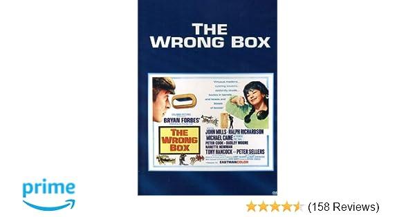 the wrong box (1966) imdb