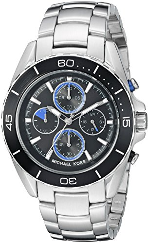 Michael Kors® Men's Stainless Steel Jetmaster Watch with