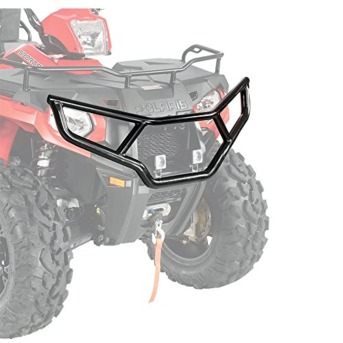 (Polaris Genuine Accessories 14-19 Polaris SPORTS570 Front Brush Guard (Black))