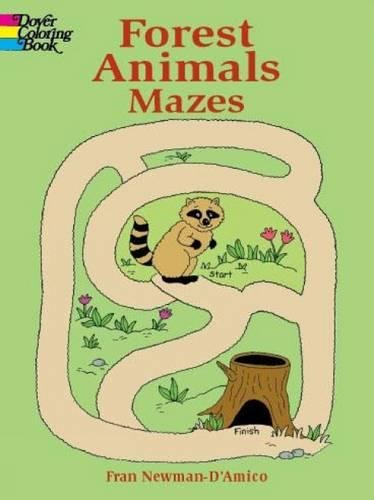 Forest Animals Mazes (Dover Children's Activity Books) pdf epub