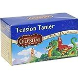 Celestial Seasonings Tension Tamer Herbal Tea Caffeine Free - 20 Tea Bags