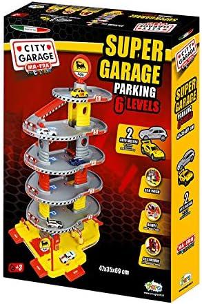 UNOGIOCHI 705/6-Level Garage con 2/Auto