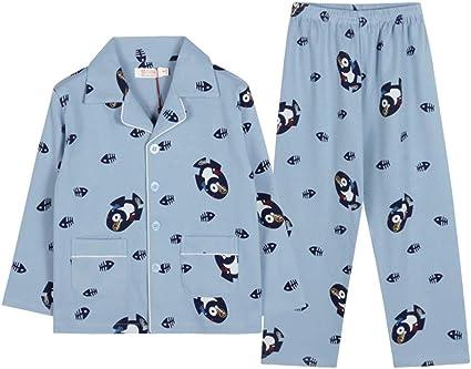 Pijamas dos piezas Pijamas Pijamas para niños Manga Larga ...