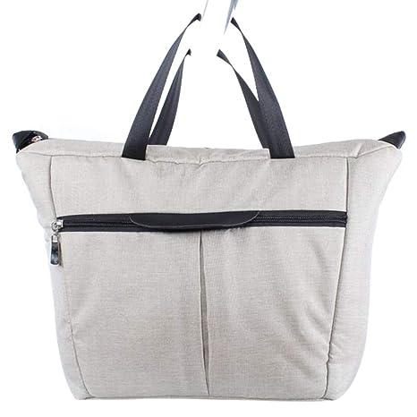 Moda, bolso grande, asiento de seguridad, silla de paseo, paquete ...