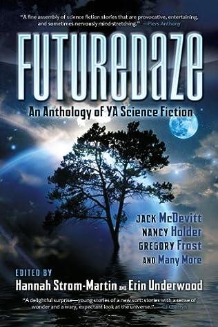 book cover of Futuredaze