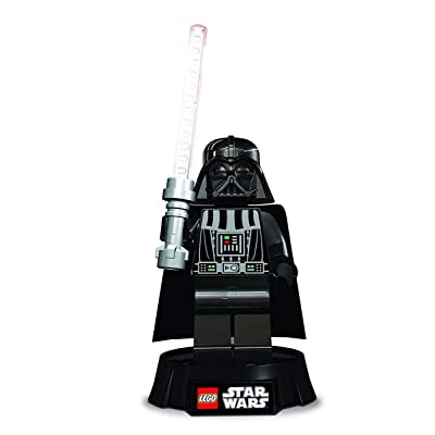 LEGO Star Wars Darth Vader Desk Lamp: Toys & Games