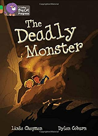 book cover of The Deadly Monster