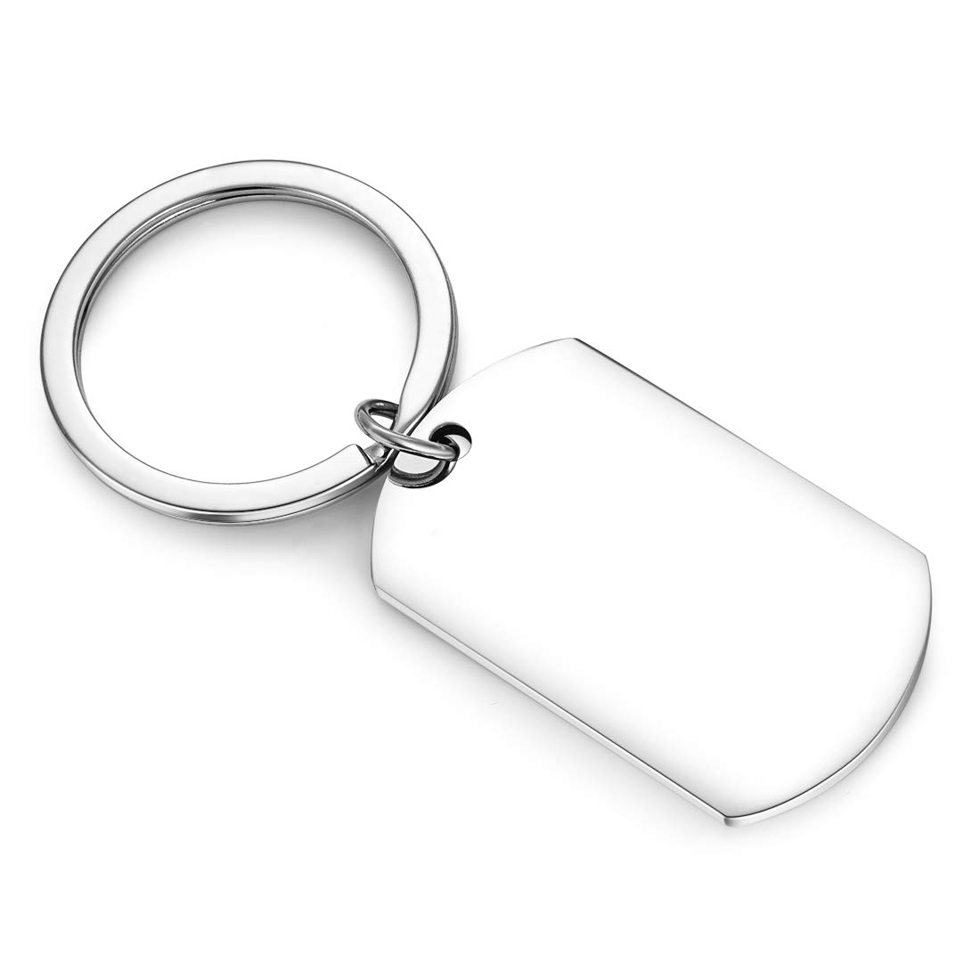 Always Remember You Are Braver Than You Believe Message Keychains to Daughter