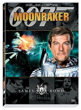 James Bond 007 Moonraker Amazonde Sir Roger Moore Lois Chiles