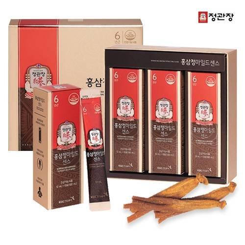 [KGC] 正官庄紅参精マイルドセンス 10ml * 30 包 [KGC] Korean red ginseng Hong Sam Jung mild sense 10ml * 30 B07CVGH93Q