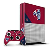 FC Dallas Xbox One S Vertical Bundle Skin - FC Dallas Canvas Vinyl Decal Skin For Your Xbox One S Vertical Bundle