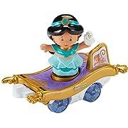 Fisher-Price Little People Disney Princess Parade Jasmine & Abu's Float