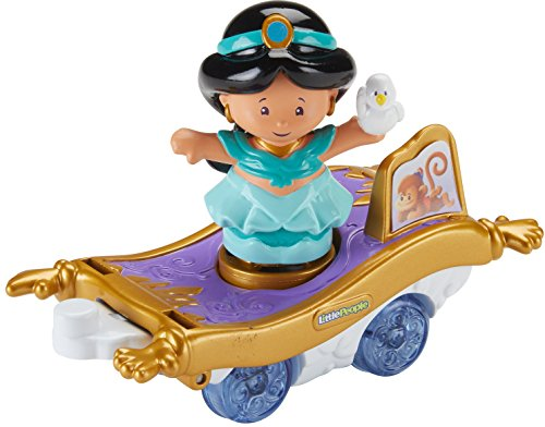 Fisher-Price Little People Disney Princess Parade Jasmine & Abu's Float