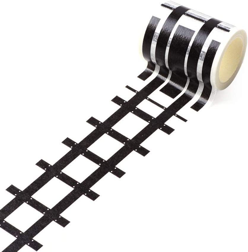 dise/ño de Carretera Cinta Adhesiva de Papel Decorativa Ototon Washi Tape