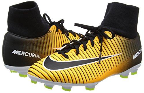 Calcio laser Scarpe Vi Orange – Unisex Arancione Victory Da volt Dynamic white Nike Mercurial black Fit fg Bambini YfFxw8nOq