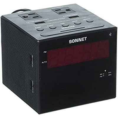 sonnet-bluetooth-power-station-clock