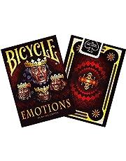 Bicycle Emotions Oyun Kağıdı Koleksiyonluk Cardistry Kartları