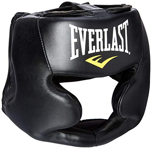 Everlast Mma Headgear Black