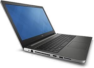 "Dell Inspiron 5000 Series Laptop - i5559-3349SLV (15.6"" HD, Intel Core i5-6200U 2.30GHz, 8GB RAM, 128GB SSD, DVD-RW, Windows 10 Home 64)"